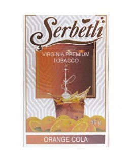 Табак SERBETLI Cola Orange 50gr
