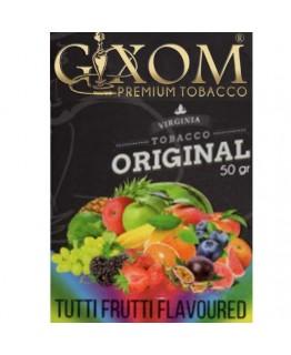 Табак GIXOM Tutti Frutti 50 гр