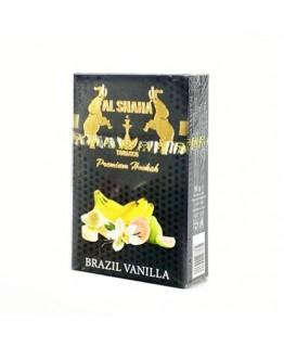 Табак AL SHAHA Brazil Vanilla 50 гр