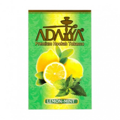 Табак ADALYA Lemon Mint 50 g