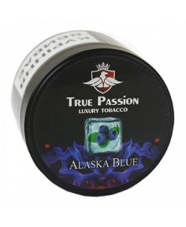 Табак Акциз TRUE PASSION Alaska Blue 100 гр