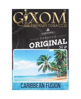 Табак GIXOM Caribbean Fusion 50 гр