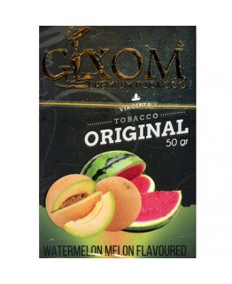 Табак GIXOM Watermelon Melon 50 гр