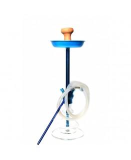 Кальян Kaya ELOX 580 Clear Carbon Blue 2S