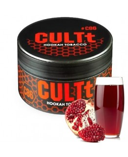 Табак CULTt C86 Pomegranate Drink 100 гр