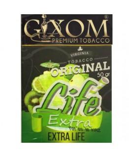 Табак GIXOM Extra Life 50 гр