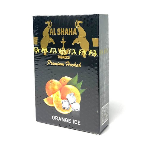Табак AL SHAHA Ice Orange 50 гр