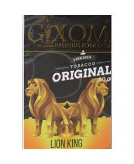 Табак GIXOM Lion King 50 гр