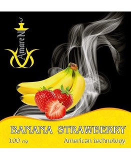 Табак AmareN Banana Strawberry100 гр