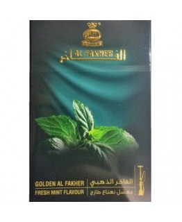 Табак Al Fakher Golden Fresh Mint 50 gr