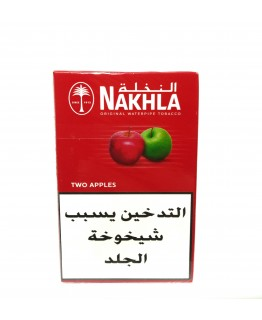 Табак NAKHLA Two Apple 50 гр
