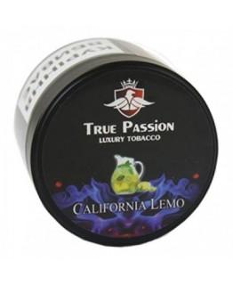 Табак Акциз TRUE PASSION California Lemo 100 гр