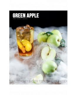 Табак Honey Badger Green apple, Wild 40 гр