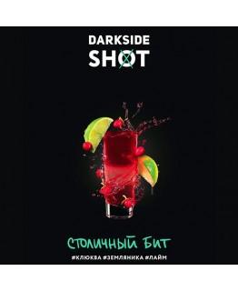 Табак Darkside Shot Столичный бит 30 гр