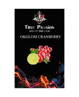 Табак Акциз TRUE PASSION Okolom Cranberry 50 гр