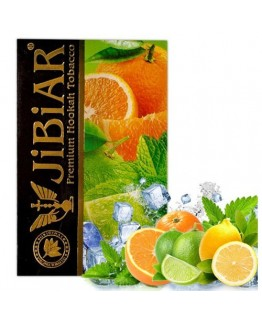 Табак Jibiar Ice Citrus Mint 50 гр