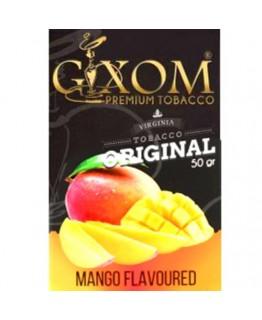 Табак GIXOM Mango 50 гр