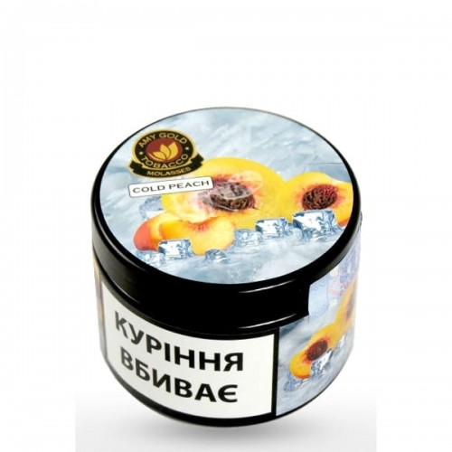 Табак AMY GOLD Cold Peach 200 gr
