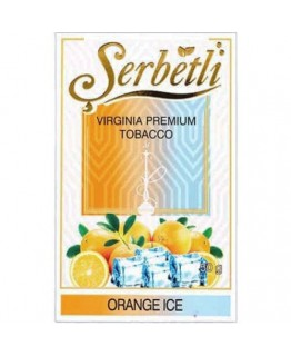Табак SERBETLI Ice Orange 50gr
