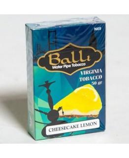 Табак BALLI Cheesecake Lemon 50 gr