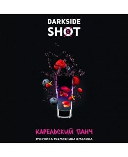 Табак Darkside Shot Карельский панч 30 гр
