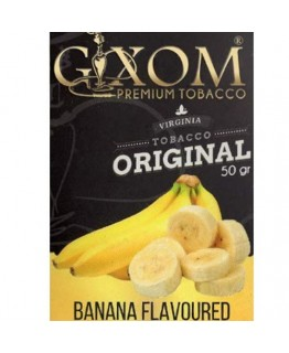 Табак GIXOM Banana 50 гр