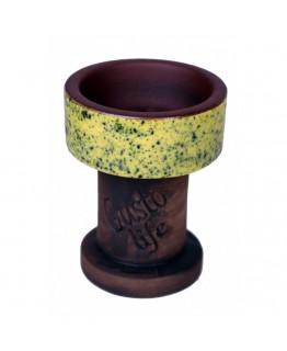 Чаша Gusto Bowls Rook №4 Green
