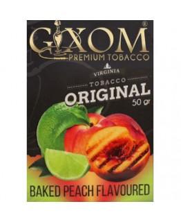 Табак GIXOM Baked Peach 50 гр