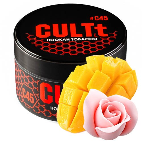 Табак CULTt C45 Mango Rose 100 гр