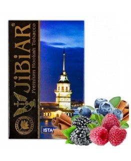 Табак Jibiar Istanbul Night 50 гр