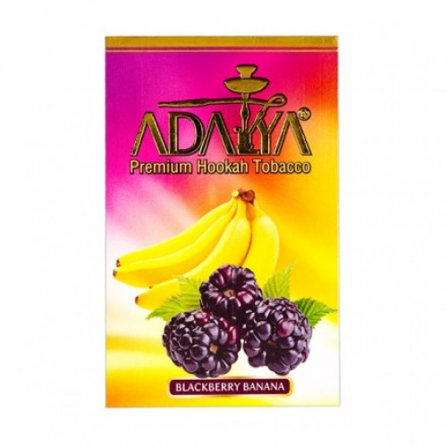 Табак ADALYA Banana Blackberry 50 g