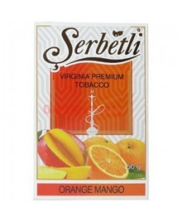 Табак SERBETLI Orange mango 50gr