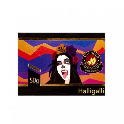Табак AMY Gold Halligalli 50 гр