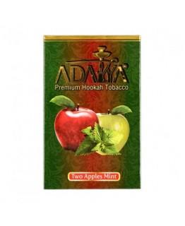 Табак ADALYA Two Apples Mint 50 g