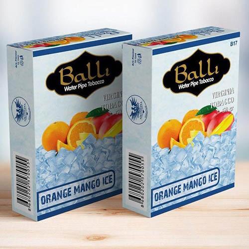 Табак BALLI Orange Mango Ice 50 gr