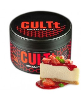 Табак CULTt C55 Strawberry Cheesecake 100 гр