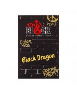 Табак ADALYA BLACK Black Dragon 50 гр
