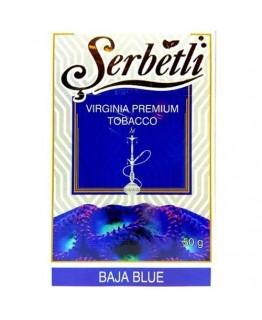 Табак SERBETLI Baya Blue 50gr