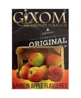 Табак GIXOM Bahrein Apple 50 гр