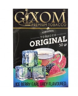 Табак GIXOM Ice Berry Earl Grey 50 гр