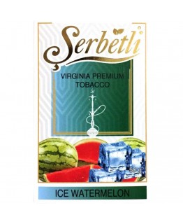 Табак SERBETLI Ice watermelon 50gr
