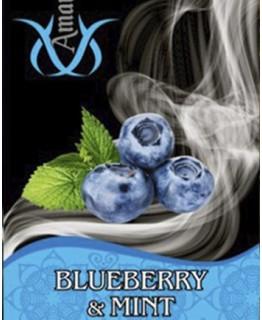 Табак AmareN Blueberry Mint 100 гр