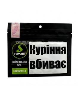 Табак Акциз Fumari Limoncello