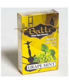 Табак BALLI Grape Mint 50 gr