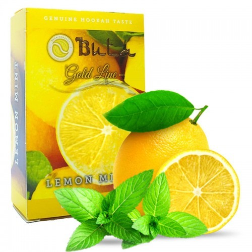 Табак Buta Gold Line Lemon Mint 50 gr