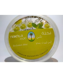 Табак NAKHLA Ice Lemon Mint 250 gr