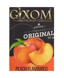 Табак GIXOM Peach 50 гр
