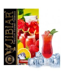 Табак Jibiar Strawberry Lemonade 50 гр