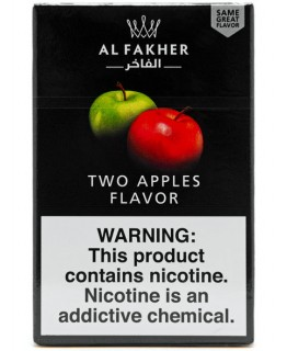 Табак AL FAKHER Two Apple