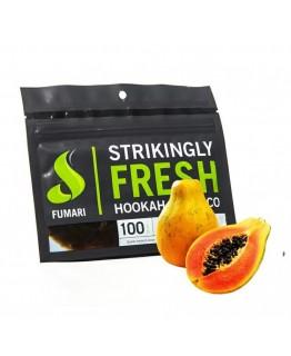 Табак FUMARI Island Papaya 100 гр